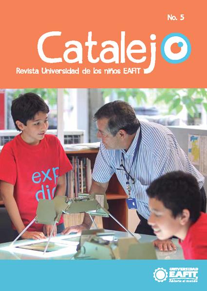Revista Catalejo No. 5, 2012