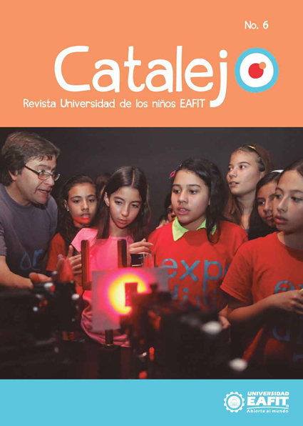 Revista Catalejo No. 6, 2013