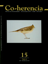 Co-herencia Vol. 8 No. 15, 2011